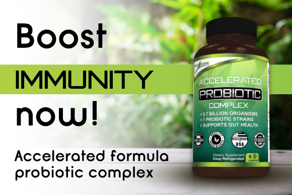 Immunity, Improved Gut Health, Better Nutrition!