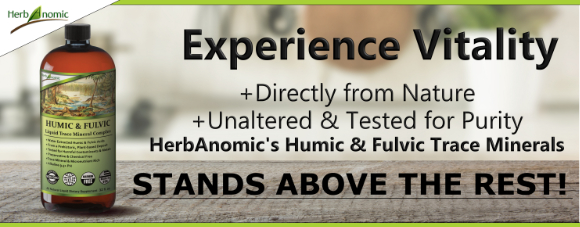 Don't Just wonder, Experience the Impact Our Humic Fulvic Minerals can have on you!